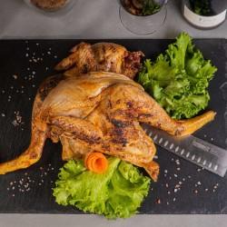 Poulet du Languedoc mariné